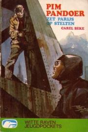Carel Beke - J 504: Pim Pandoer zet Parijs op stelten