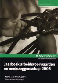 Jaarboek arbeidsvoorwaarden en medezeggenschap 2005