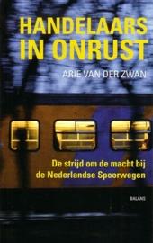 Arie van der Zwan - Handelaars in onrust