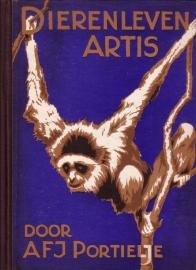 A.F.J. Portielje - Dierenleven in Artis [compleet]