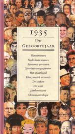 1935 - Uw geboortejaar