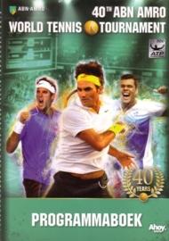 Programmaboek 40th ABN AMRO World Tennis Tournament 2013