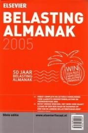 Elsevier Belasting Almanak 2005