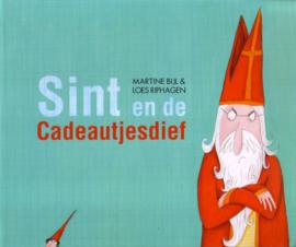 Martine Bijl/Loes Riphagen - Sint en de Cadeautjesdief