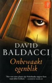David Baldacci - Onbewaakt ogenblik