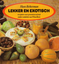 Hans Belterman - Lekker en exotisch
