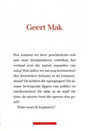 Geert Mak - Gedoemd tot kwetsbaarheid