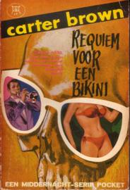 Carter Brown - Requiem voor een bikini
