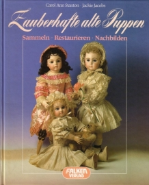 Zauberhafte alte Puppen