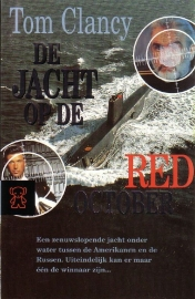 Tom Clancy - De jacht op de Red October