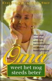 Eveline Kalckhoven Smit - Oma weet het nog steeds beter
