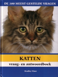 Bradley Viner - Katten vraag- en antwoordboek