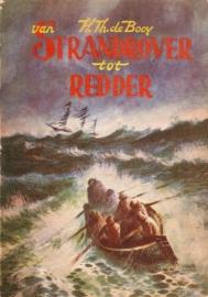 H.Th. de Booy - Van strandrover tot redder