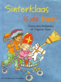 Vivian den Hollander - Sinterklaas is de baas