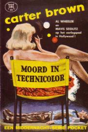 Carter Brown - Moord in technicolor