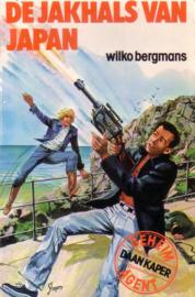 Wilko Bergmans - Geheim agent Daan Kaper: De jakhals van Japan