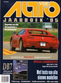 Autovisie Jaarboek 1995