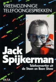 Jack Spijkerman - Vreemdzinnige telefoongesprekken