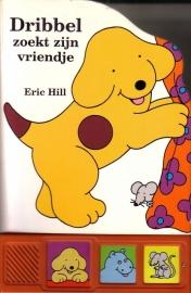 Eric Hill - Dribbel zoekt zijn vriendje [kartonboekje]