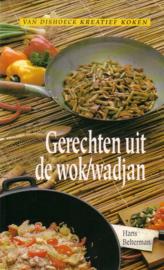 Hans Belterman - Gerechten uit de wok/wadjan
