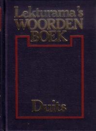 Lekturama's Woordenboek Nederlands-Duits/Duits-Nederlands