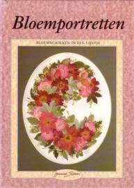 Joanna Sheen - Bloemportretten: bloemschikken in een lijstje