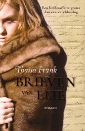 Thaisa Frank - Brieven van Elie