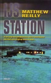 Matthew Reilly - IJsstation