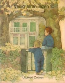 Veilig leren lezen 10: Carole Vos - Het droevige huis