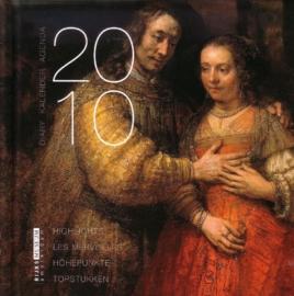 Rijksmuseum Amsterdam - agenda 2010