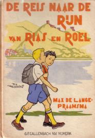 Max de Lange-Praamsma - De reis naar de Rijn van Rias en Roel