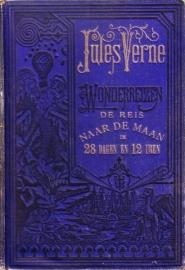 Jules Verne - De reis naar de maan in 28 dagen en 12 uren