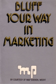 Bluff your way in Marketing
