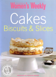 The Australian Women's Weekly - Cakes, Biscuits & Slices [EN]