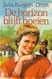 Julia Burgers-Drost - De horizon blijft boeien