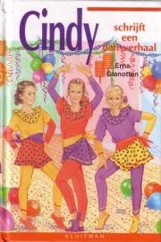 Erna Gianotten - Cindy schrijft een dansverhaal