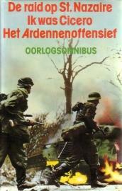 De raid op St. Nazaire/Ik was Cicero/Het Ardennenoffensief [oorlogsomnibus]