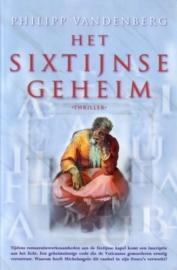 Philipp Vandenberg - Het Sixtijnse geheim