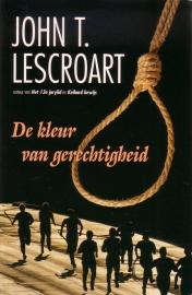 John T. Lescroart - De kleur van gerechtigheid