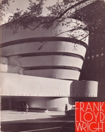 The Solomon R. Guggenheim Museum - Architect Frank Lloyd Wright