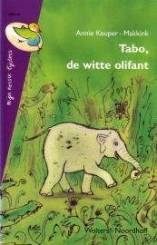 Annie Keuper-Makkink - Tabo, de witte olifant [1995/01]