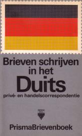 PrismaBrievenboek - Brieven schrijven in het Duits