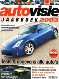 Autovisie Jaarboek 2003