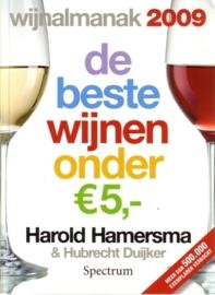 Harold Hamersma & Hubrecht Duijker - Wijnalmanak 2009