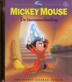 Disney Gouden Boekje: 09. Mickey Mouse - De tovenaarsleerling