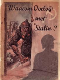Waarom Oorlog met Stalin? Het Roodboek der Anti-Komintern