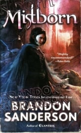 Brandon Sanderson - Mistborn: The Final Empire