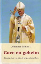 Johannes Paulus II - Gave en geheim