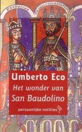 Umberto Eco - Het wonder van San Baudolino