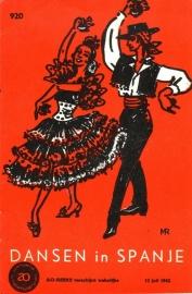AO-boekje 0920 - Dansen in Spanje